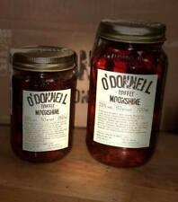 O'Donnell Moonshine TOFFEE Likör 0,7 l / 0,35 l NUR für kurze Zeit ! PORTOFREI