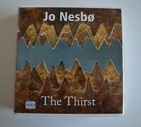 The Thirst - by Jo Nesbo - Unabridged Audiobook - 16CDs