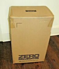 NEW Zero Halliburton ZTL-22 Domstic Carry-on 4-Wheel Spinner $425 22x15x9  35L