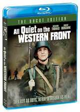 New: ALL QUIET ON THE WESTERN FRONT (Richard Thomas) BLU-RAY