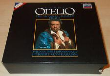 VERDI-OTELLO-DECCA 2xCD 1987-KARAJAN-RENATA TEBALDI/MARIO DEL MONACO-VIENNA 1961