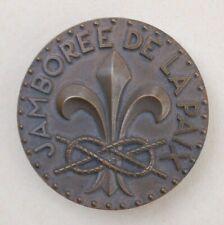 More details for 1947 - world scout jamboree - official participant medal