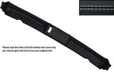 WHITE STITCH TOP ROOF PANEL SKIN COVER FITS BMW E30 3 SERIES 84-93 CONVERTIBLE