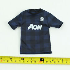 TE08-24 1/6th Scale ZCWO Manchester United No.11 Blue Jersey