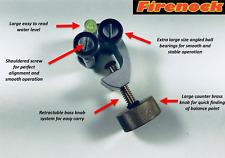 Firenock Aerovane Jig precision compact water level