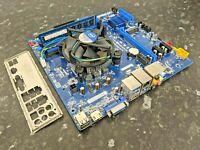 i7 4770 @ 3.40GHz Intel DH87RL Motherboard 1x 4GB Hynix DDR3 Memory Combo EF155