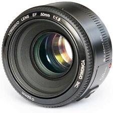 Fits Canon EF 50mm f/1.8 STM Lens Standard Auto Focus Lens BRAND NEW
