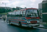 TAR 693M Syd Wood, Rotherham 6x4 Quality Bus Photo