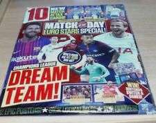 Limited Edition Sports Magazines in English