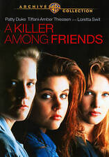A Killer Among Friends (A.K.A. Friends for Life), New DVD, Loretta Swit, Tiffani