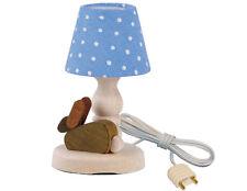 """Tischlampe """"Hase"""" für Puppenhaus, 3,5V Puppenhauslampe Bodo Hennig 26346"""