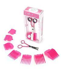 SCAREDY CUT Silent Dog Grooming Kit + TINY TRIM scissor