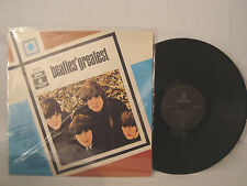 THE BEATLES GREATEST PARLOPHONE ODEON HOLLAND COPY