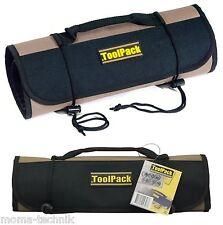 Werkzeugtasche Werkzeugrolltasche Rolltasche 22 Fächer Werkzeugrolle NEU 360.062