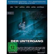 3 DVDs * DER UNTERGANG    EXTENDED - TV-LANGFASSUNG   EICHINGER GANZ # NEU OVP +