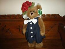 Bearington Collection TENILLE Bear Ltd Series Mint in Bag All Tags 1412
