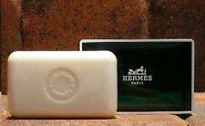 SEVEN (7) HERMES EAU D'ORANGE VERTE JUMBO 5.2 OZ/150 G LUXURY PERFUMED SOAPS