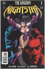 Nightstar #1 : Vintage DC Comic Book from February 1999