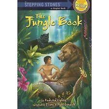Stepping Stones: Jungle Book retold by Diane Wright Landolfi c2008 New Paperback