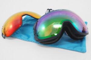 Spy Bravo Snow Sport Goggles With Interchangeable Lens