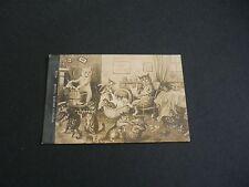 Scarce Russian Copy of a LOUIS WAIN postcard 2654