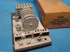 Ford C19SR12250 Circuit Breaker Resistor Assembly 1940s Truck Military NOS