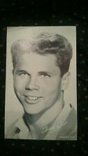 1960's EXHIBIT ARCADE CARD  Tony Dow LEAVE IT TO BEAVER
