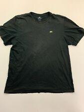 Lacoste Men's Black Short Sleeve Basic Tee Size 8, 3XL100% Cotton