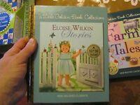 A Little Golden Book Collection Eliose Wilkin Stories 9 Children Stories - FOL