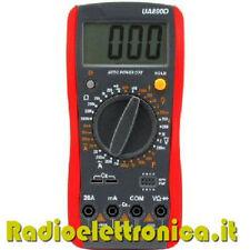 Multimetro Digitale con Auto Power off UA890D