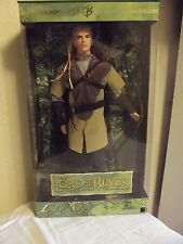 NRFB 2004 Legolas In The Lord Of The Rings Ken Doll Barbie Collector