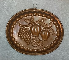 Vintage Forma Stampo per torta in rame - Copper Hanging Pie Mould