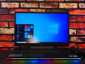 "Dell G7 7700 17.3"" FHD I7-10750H 2.60GHz 2TB SSD 64GB W10P 144Hz RTX 2060"