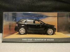 JAMES BOND CARS COLLECTION 091 FORD EDGE QUANTUM OF SOLACE