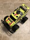 Tyco Taiyo R/C Hammer Truck 9.6V 9.6 V RC Lime Green Color