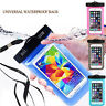 Universal Cell Phone Case Waterproof Dry Pouch Underwater Mobile Cases Bag Cover