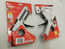 Arrow TR550 Heavy Duty Glue Gun Trigger Feeds Hot Melt 12mm Sticks 5 Included