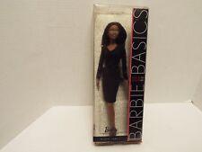 Barbie Basic Black Label Model # 10  Collection 001 NIB