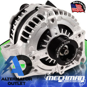 ⭐ Mechman 320 Amp Alternator GM V6 Front Wheel Drive BUICK/CHEVY/OLDS/PONTIAC