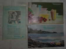 Vintage Lot of 2 - 1960s/1970s Tupperware Catalogs