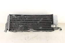 1985 85 HONDA CR500 CR 500 Left Radiator Cooler