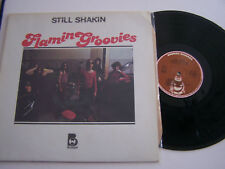 LP 33 TOURS , FLAMIN GROOVIES , STILL SHAKIN , 1976 . VG  / EX .