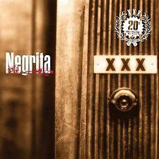 NEGRITA XXX CD+DVD 25TH ANNIVERSARY EDT. NUOVO SIGILLATO