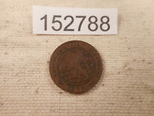1892 Netherlands 1 Cent - Very Nice Collector Grade Album Coin - # 152788