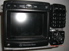 2000-2003 MERCEDES-BENZ W220 S430 S500 GPS NAVIGATION SYSTEM RADIO CD PLAYER