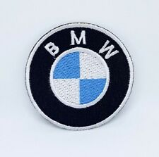BMW Car Motorcycle Biker Jacket Iron Sew on EMBROIDERED patch
