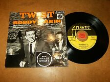 BOBBY DARIN - TWIST AVEC - EP FRENCH ATLANTIC 212047  /  LISTEN - TEEN ROCK