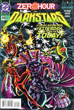 DARKSTARS  { DC  -  Sept  1994 }  #24  ZERO  HOUR    ##0