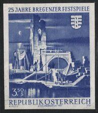 Österreich ANK 1364 P U MICHEL 1334 P U Festspiele Probedruck ohne Braundruck