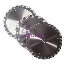 3PZ YYYxx sega circolare Tct Lame 20, 24 & 40 Denti 16mm Bore Chop LEGNO